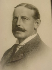 Portrait of Frederick N Manross