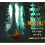 12-1-16 Fireside Frights