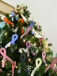 Cancer Tree of Hope Awareness Ribbons