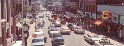 Main Street circa 1960