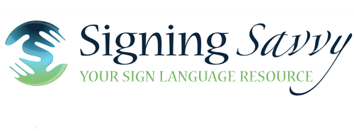 Signing Savvy Language Program