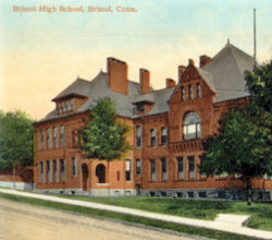 Old Bristol High School