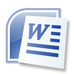 Microsoft Word logo