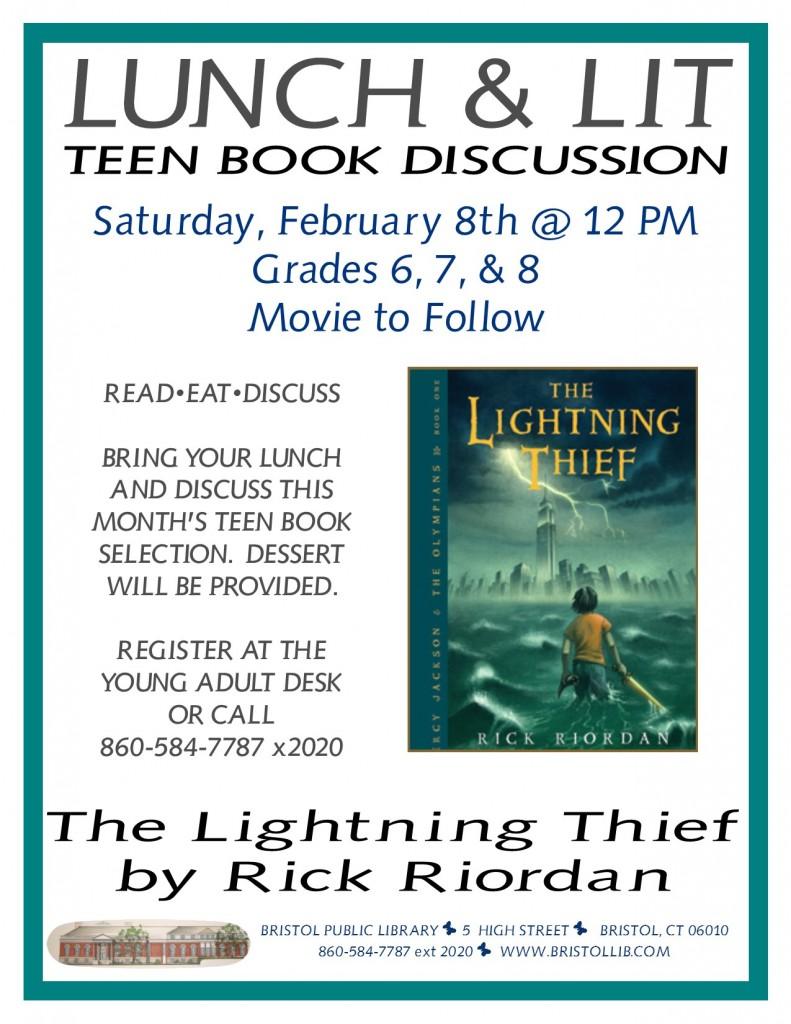 L&L - The Lightning Thief