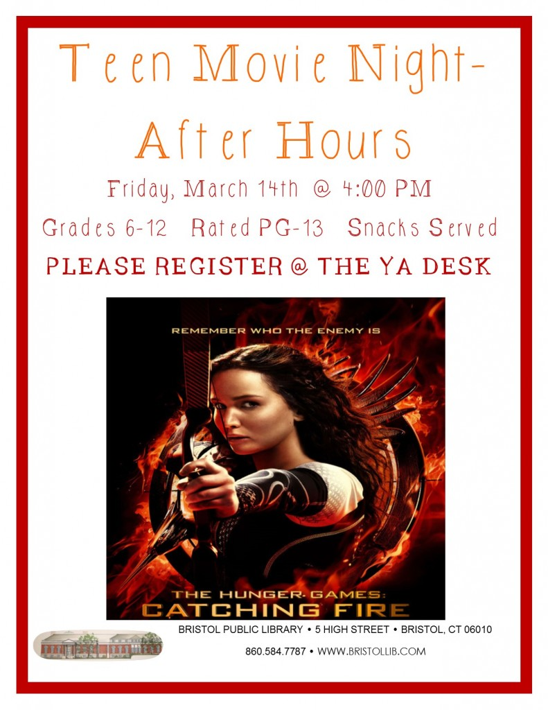 Catching Fire 3.14.14
