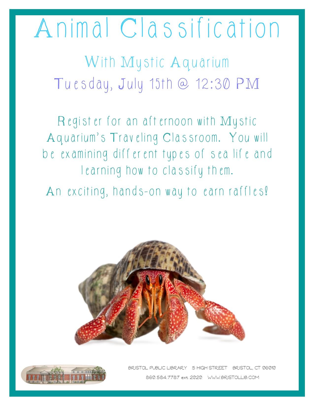 Mystic Aquarium 7.15.14