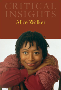 Salem Press Critical Insights Alice Walker volume cover art