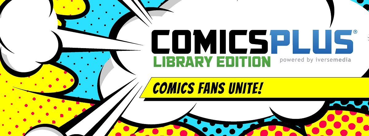 Comics Plus for Libraries