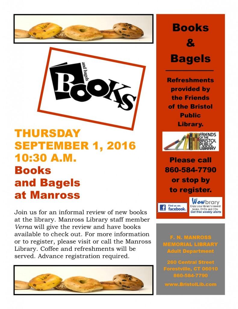 2016.09.01Books&Bagels