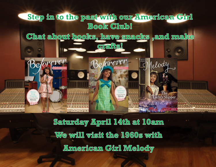 American Girl Library Room Crafts