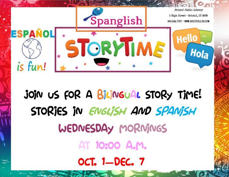 Spanglish Story Time - Bristol Public Library