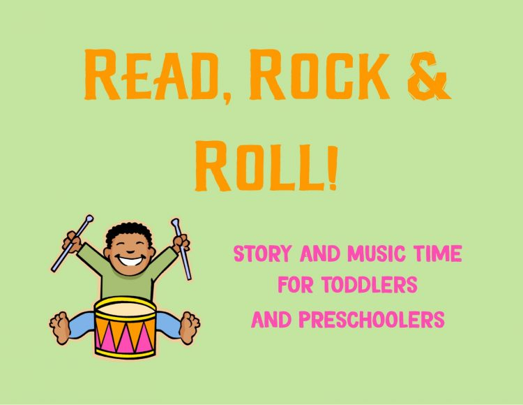 Read, Rock & Roll Story Time - Bristol Public Library